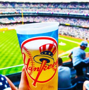 Yankees Beer